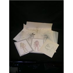 Star Kid Creative Art Lot