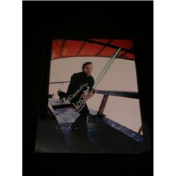 Mark Hamill Signed Color Photo