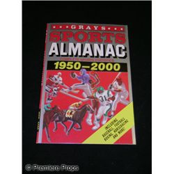 Back to the Future Part II Gray's Sports Almanac Cover
