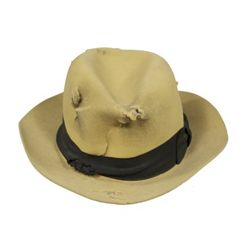 Warren Beatty Signature Hat from Dick Tracy