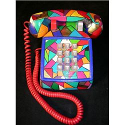 Austin Powers Psychedelic Phone