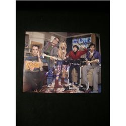 Big Bang Theory 8x10 Signed Cast Photo