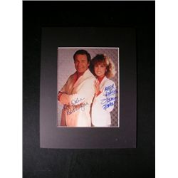 Hart to Hart Signed Photo