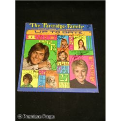 Partridge Family Signed LP
