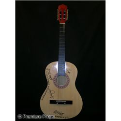 The Monkees Signed Acoustic Guitar