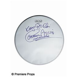 Carmine Appice Signed Drum Head
