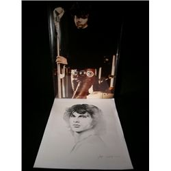 Jim Morrison Poster & Photo Lot