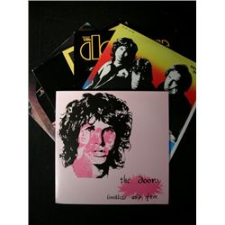 Jim Morrison & The Doors LP Lot