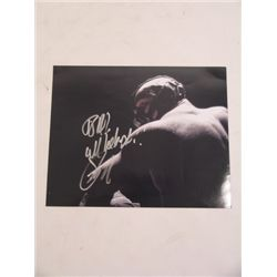 Tom Hardy The Dark Knight Rises Signed Photo