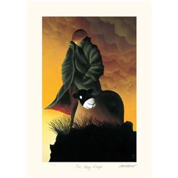 Mackenzie Thorpe 'THE LONG DAYS' Lithograph