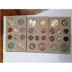 1949 US.Mint Set. Completely Original. As produced by the U.S. Mint. 28 Coins total