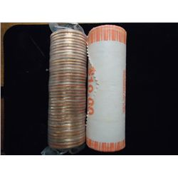 ROLLS OF 1999-P/D CONNECTICUT QUARTERS (UNC)
