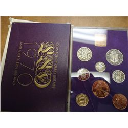 1970 GREANT BRITAIN AND NORTHERN IRELAND PROOF SET