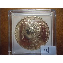 1884-O MORGAN SILVER DOLLAR UNC/PF LIKE