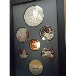 1990 CANADA DOUBLE DOLLAR PROOF SET