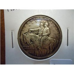 1925 STONE MT. COMMEMORATIVE HALF DOLLAR