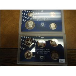 1999 US PROOF SET NO BOX