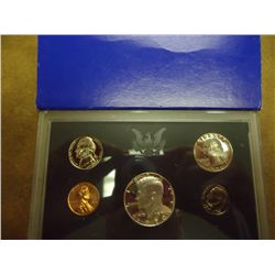 1970 US PROOF SET (WITH BOX) 40% SILVER HALF