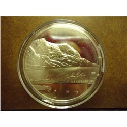 GREAT CANADIAN LANDMARKS 40.6 GRAMS STERLING PROOF