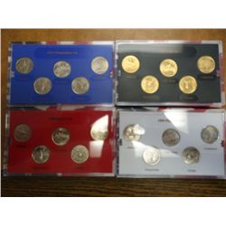 1999 US 50 STATE QUARTERS PROOF SETS