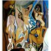 "Picasso ""The Women Of Avignon"""