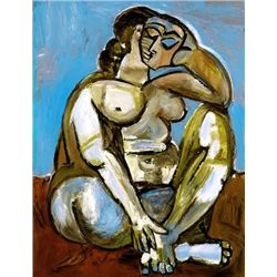 "Picasso ""Seated Nude"""