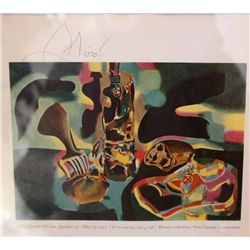 Miro - Hand Signed Lithograph