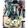 Picasso &quot;Head Of A Seated Woman&quot;