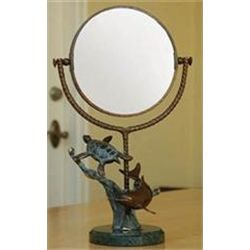 Dolphin & Sea Turtle Mirror