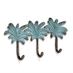 Palm Tree Coat Hook
