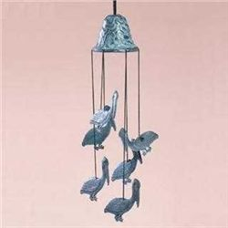 Pelican Wind Chime