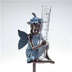 Fairy With Rain Gauge