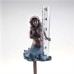 Mermaid With Rain Gauge