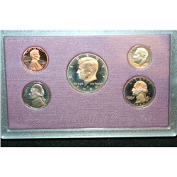 1989-S US Mint Proof Set