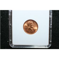 1944-D Wheat Back Penny; MCPCG Graded MS65