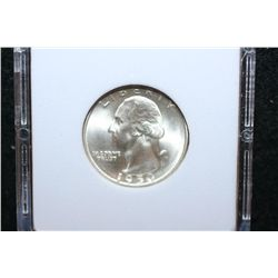 1950-S Washington Quarter; MCPCG Graded MS65