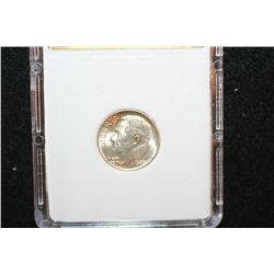 1949-S Roosevelt Dime; MCPCG Graded MS64