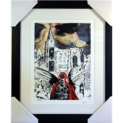 Salvador Dali Signed Limited Edition - ALSACE