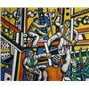 "Constructors with Tree by Fernand Leger ""Lithograph"""
