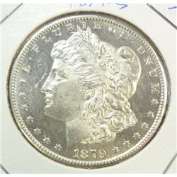 1879S  Morgan $  MS63