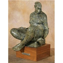 Shirley Thomson Smith, bronze