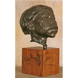 George Carlson, original bronze