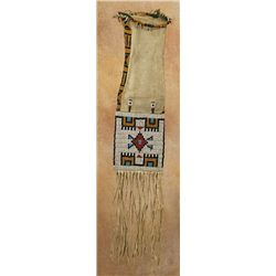 Blackfeet Pipebag, 19th century