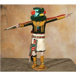 Hopi Kachina Carving, Meyers Collection