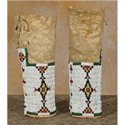Sioux Child's Leggings, Meyers Collection