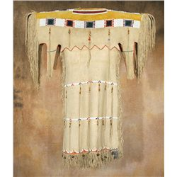 Cheyenne Girl's Dress, Meyers Collection