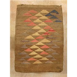 Nez Perce Corn Husk Bag, Meyers Collection