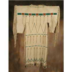 Southern Cheyenne Dress, circa 1940
