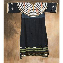 Northern Plains Dress, classic 19th century style