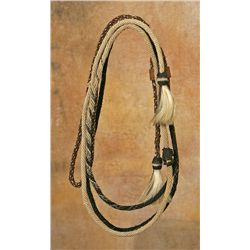 Braided Horsehair Catch Rope